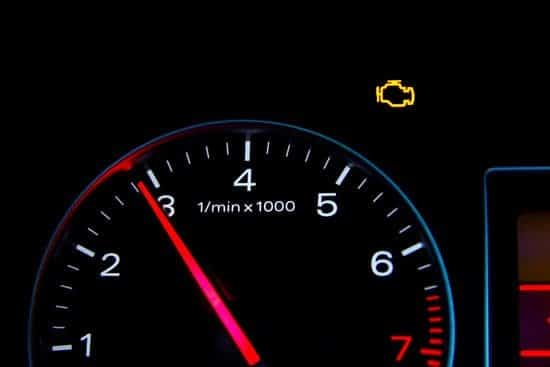 Can I Drive My Mercedes With Check Engine Light On?